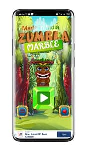 Zumbla Marble game
